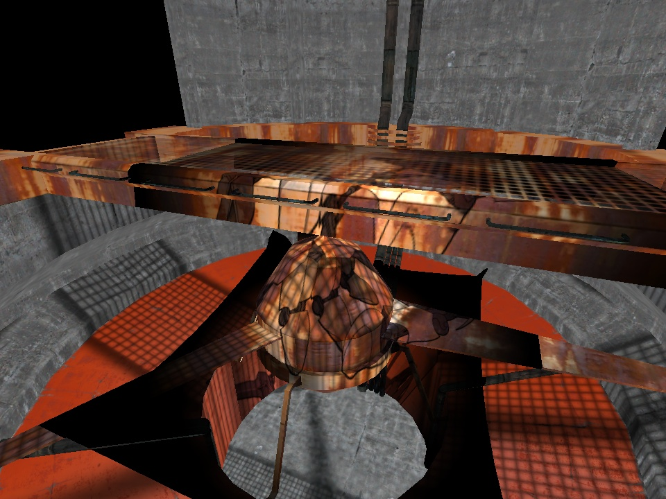 Q3Map2 Screenshot